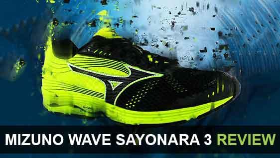mizuno wave sayonara 3 yellow