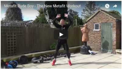 new metafit Rude boy