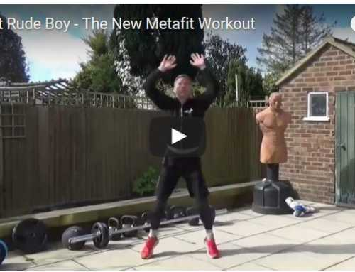 Metafit Rude Boy