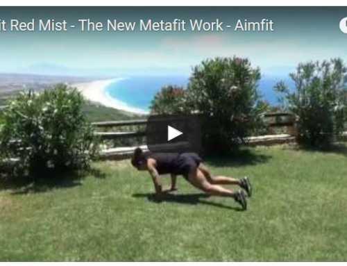 Metafit Red Mist