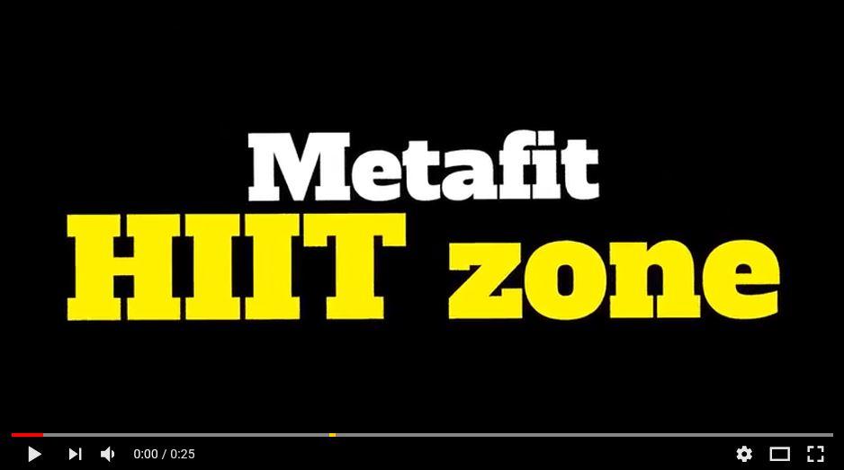 Metafit-Hiit-Zone