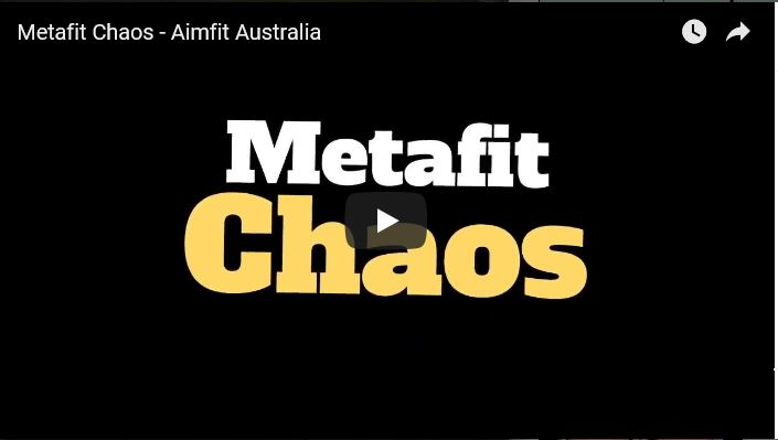 Metafit Chaos